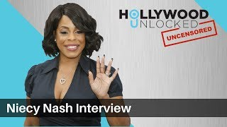 Niecy Nash talks Working at McDonald's, Co-Parenting & Claws on Hollywood Unlocked [UNCENSORED]