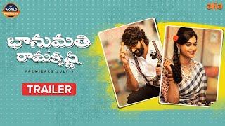Bhanumathi & Ramakrishna trailer- Naveen Chandra, Salo..
