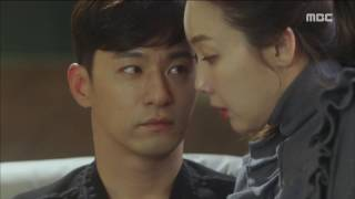 [Woman With A Suitcase] 캐리어를 끄는 여자 Ep.09 Choi Ji-woo Sat On Joo Jin-mo's Lap 20161024