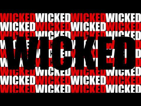 Cycle - Wicked  ( lyric video)