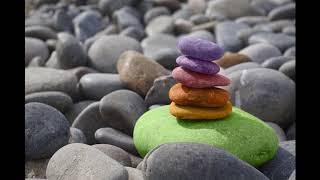 Relaxing calm music for meditation , deep sleep , stress relief , yoga music , meditation
