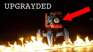 Dangerous Toy Modification-Thomas the FLAMETHROWER