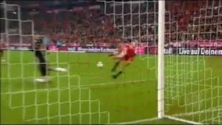 Bayern - Eintracht 4-1 Bundesliga
