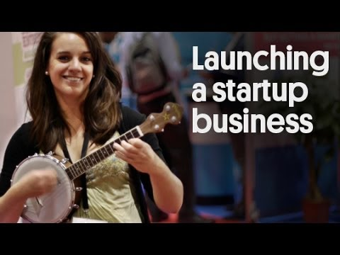 How to launch a startup business from scratch - The Business Show coverage