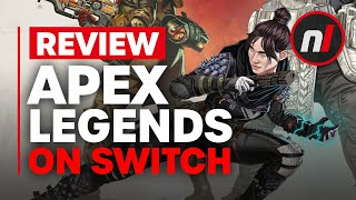 Apex Legends Nintendo Switch Review - Is It Worth It?