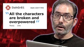 Jeff Kaplan Responds to IGN's Overwatch Comments