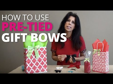 The Perfect Gift Bow!