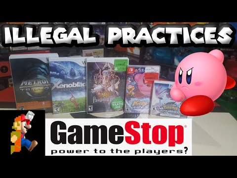GameStop Practices that Need to STOP