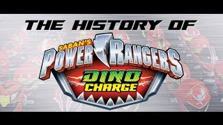 Power Rangers Dino Charge, Part 1 - History of Power Rangers