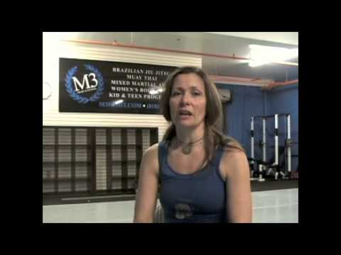 M3 Fight & Fitness: Karla talks about the Muay Thai Program