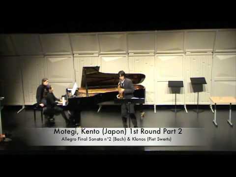 Motegi, Kento Japon 1st Round Part 2
