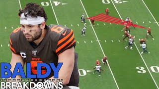 Analyzing the Browns Week 1 Struggles vs. the Titans | Baldy Breakdowns