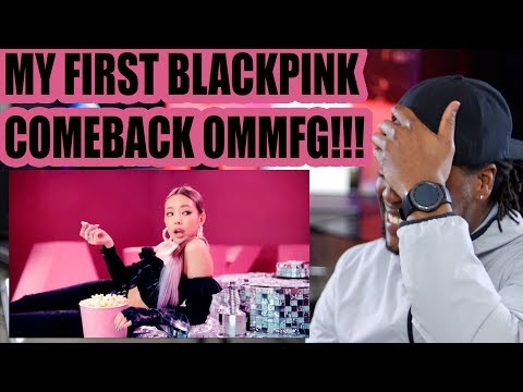 BLACKPINK - '뚜두뚜두 (DDU-DU DDU-DU)' M/V | MY FIRST BP COMEBACK!!! | REACTION!!!