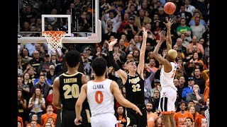 Amazing Virginia buzzer beater and how it happened   March Madness