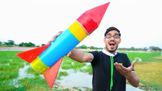 Rocket 🚀 Fuel Candy (R-Candy) | Making & Testing | Will It Work?