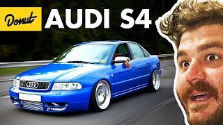 Audi S4 - Everything You Need To Know | Up to Speed