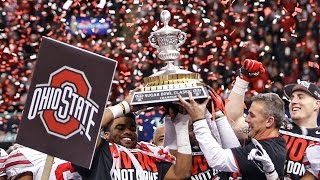 Ohio State Football: Sugar Bowl Playoff Highlight