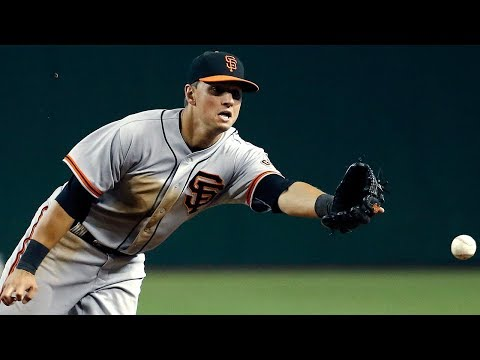 Joe Panik 2017 Highlights