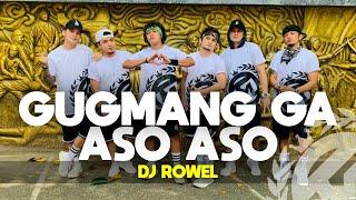 GUGMANG GA ASO - ASO by Dj Rowel | TIKTOK VIRAL | Dance Fitness | TML Crew Alan Olamit