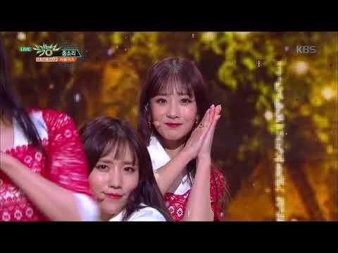 뮤직뱅크 Music Bank - 종소리 - 러블리즈(Lovelyz).20171117