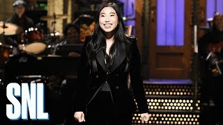 Awkwafina Monologue - SNL