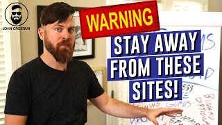 7 Online Scams To Avoid If You Want To Make Money Online