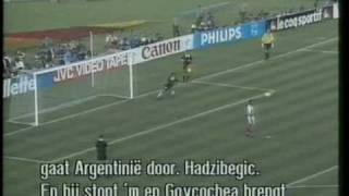 World Cup 1990 in 10 minutes