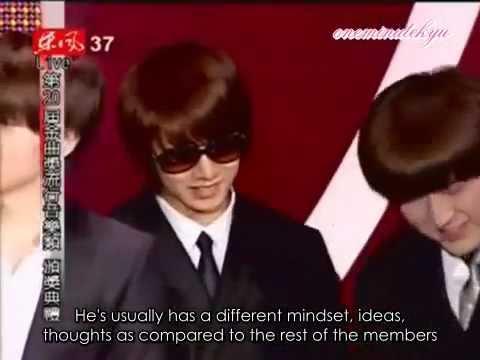 (CUT) ENGSUB Reason why Heechul is weird for Hankyung