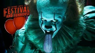 IT: Chapter 2 Experience! Come float to the Derry Canal Days Festival!