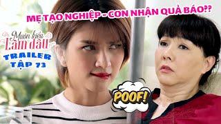 Muôn Kiểu Làm Dâu -Trailer Tập 73 | Phim Mẹ chồng nàng dâu -  Phim Việt Nam Mới Nhất 2019 - Phim HTV