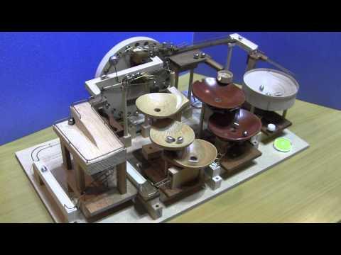 Quad Marble Machine 2012