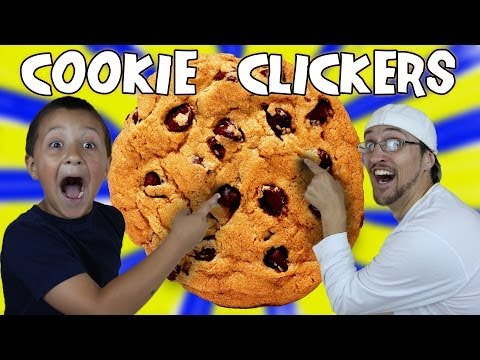 Cookie Clickers: Father & Son Gameplay of Most Addicting App (iOS Face Cam)