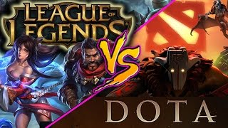 Game   Theory's DeadLock: LoL vs. DOTA, Which One is Better?