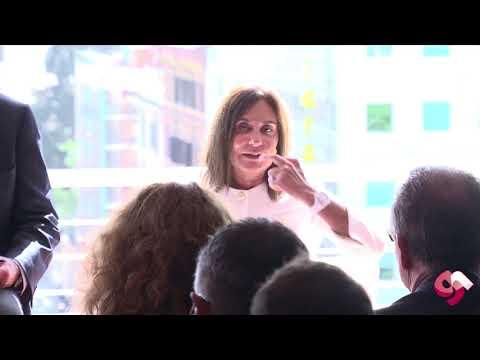 Mara Caverni, Presidente Snaitech, presenta il Rapporto di cittadinanza 2016