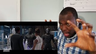 Honest Trailers - Black Panther - Reaction !!!!