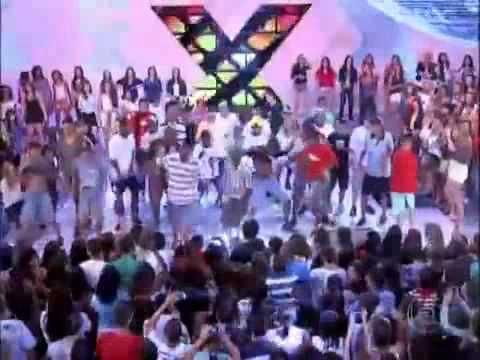 Baixar MC Federado mostra a nova música passinho do Desloca na tv Xuxa