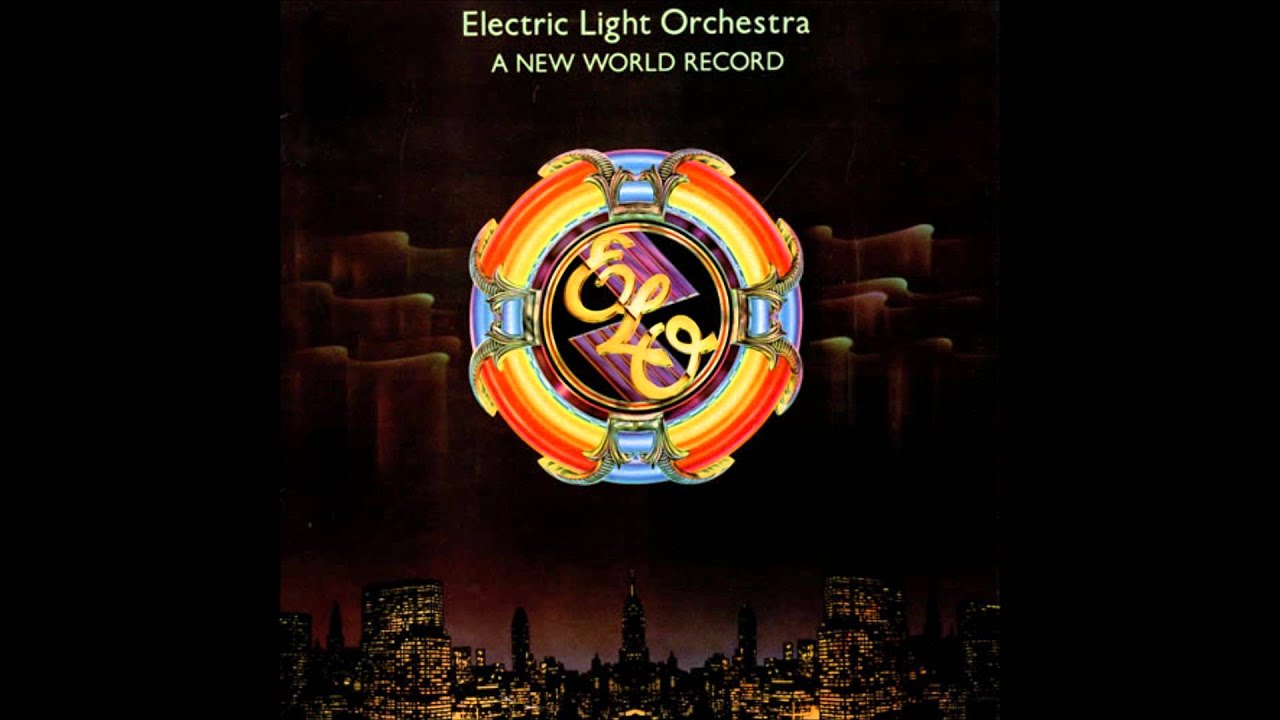 Elo A New World Record Tightrope Hd Vinyl Recording
