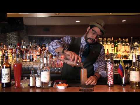 La Pachanga Cocktail featuring Casamigos Tequila