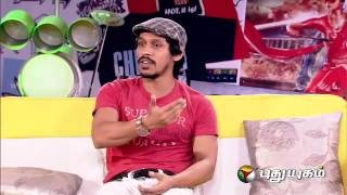 Kelvi Paathi Kindal Paathi – With Actor Kishore