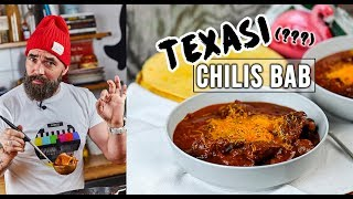 Chilis bab, ahogy Texasban ennék - vagy mégsem???