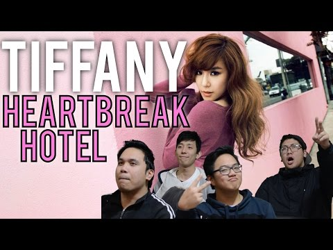 TIFFANY (ft. Simon D) | HEARTBREAK HOTEL Reaction (FANNYYYYYYY WHYYYYYYYYYYYYYYYYY) [4LadsReact]