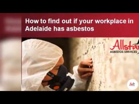 How to find out if your workplace in Adelaide has asbestos