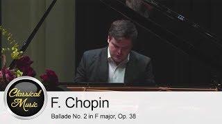 Frederic Chopin - Ballade No  2 in F major, Op  38 | Alexander Panfilov