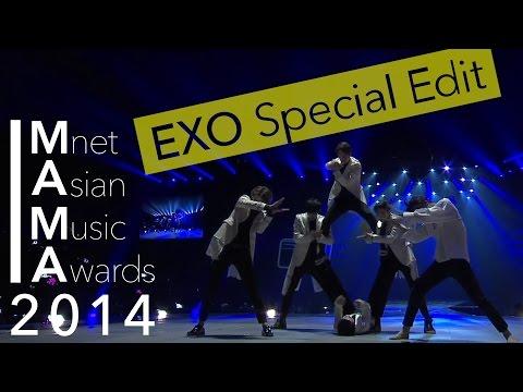 141203 EXO MAMA 2014「Deep Breath〜Overdose」Special Edit.