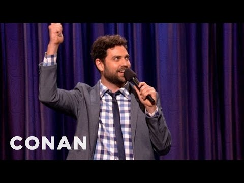 Barry Rothbart Stand-Up on