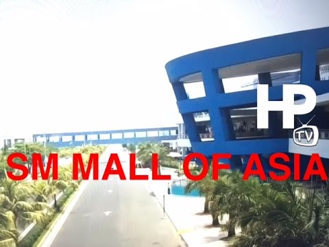SM Mall of Asia Overview Pasay City Manila Philippines by HourPhilippines.com