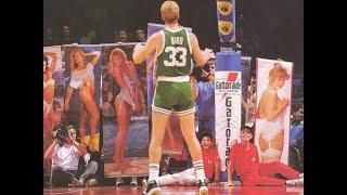 NBA Legends funniest Larry Bird Stories