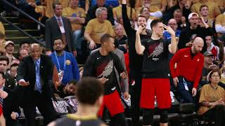Game 2 Mini Movie | 2019 Western Conference Finals vs. Golden State Warriors