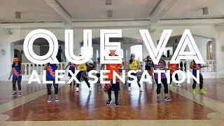QUE VA by Alex Sensation (FOR DESKTOP VIEW ONLY) | Reggaeton | Zumba | TML Crew | Kramer Pastrana