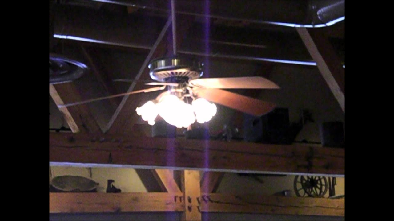 52 Quot Fasco American Spirit Ceiling Fans Youtube